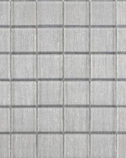 GLAMOUR silver white ist ein Glas Mosaike mit unglaubliche Tiefenwirkung.