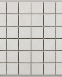 GRIP weiss glasiert. Keramisches Mosaik. Glasiertes Feinsteinzeug mit Tritt sicherer Oberfläche, Einsatzgebiet: Bad, Dusche, Wellness finden Sie in unserem Online Shop il-mosaico.ch.