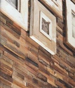 Holz Mosaik