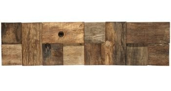 WOOD STYLE Blocks Holz Recycling Mosaik