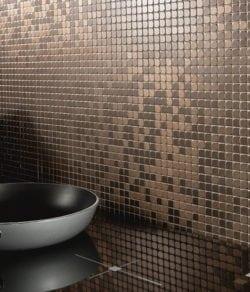 Alu-Metall Mosaik