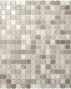 BRISTOL Grey Mix Naturstein Mosaike in Quadratischer oder Rechteckiger Ausführung in sehr fein abgestimmten Farblichen Grautöne.