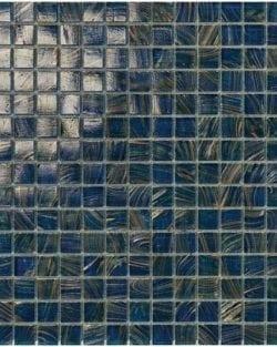ETOILES Oceano ist ein Klassisch, edles Glas Mosaik in diversen fein abgestimmten Farb-Mix.