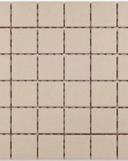 GRIP Beige unglasiert Keramisches Mosaik