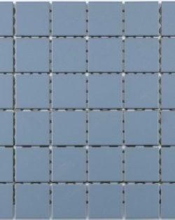 GRIP Blue unglasiert Keramisches Mosaik