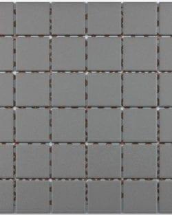 GRIP Grey unglasiert Keramisches Mosaik
