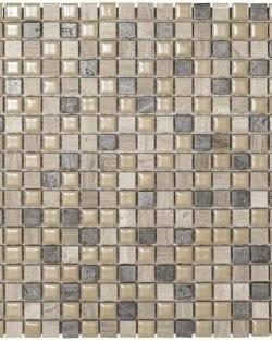 MEXICAL Modern Wood Stone ist ein Keramisches Mosaik, welches wir in verschiedenen Farbtönen anbieten.