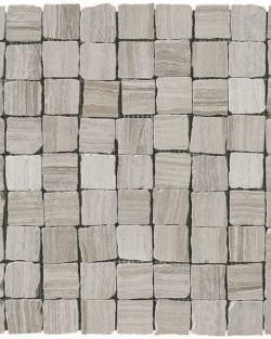 WOOD STONE Art White ist ein Naturstein Mosaike mit Bruchkanten um den Rustikalen Effekt zu bekommen, in diversen Farbtönen.